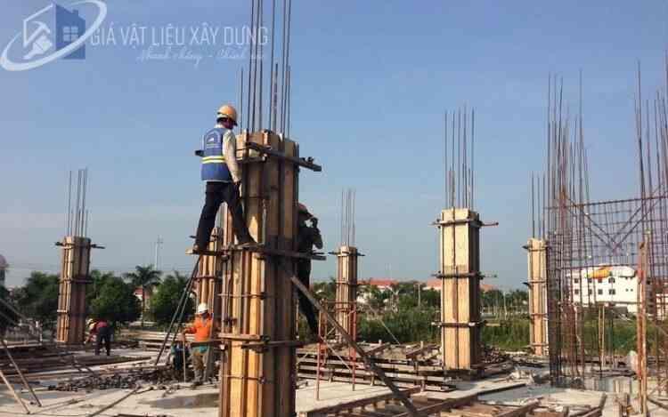 cốp pha xây dựng