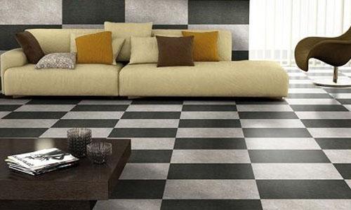Phong cách kết hợp 2 gam màu nền tương phản trong phòng khách được bề ngoài rất ưa chuộng bởi sự kết hợp này sẽ tạo điểm nhấn cho không gian căn phòng