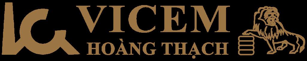 logo xi măng hoàng thạch