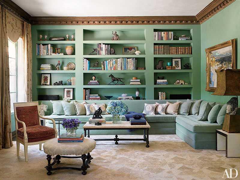 chọn màu sơn cho phòng khách
