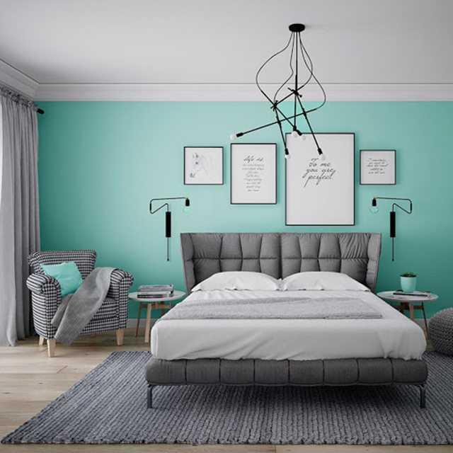 chọn màu sơn cho phòng ngủ
