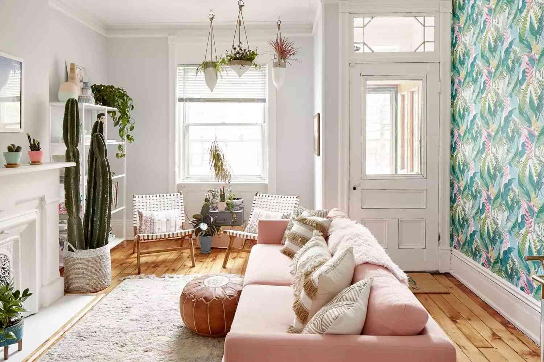 phòng khách nhỏ đẹp đơn giản