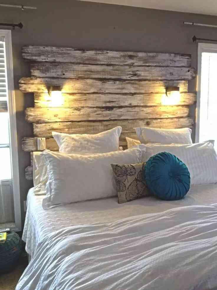 mẫu giường pallet gỗ đẹp