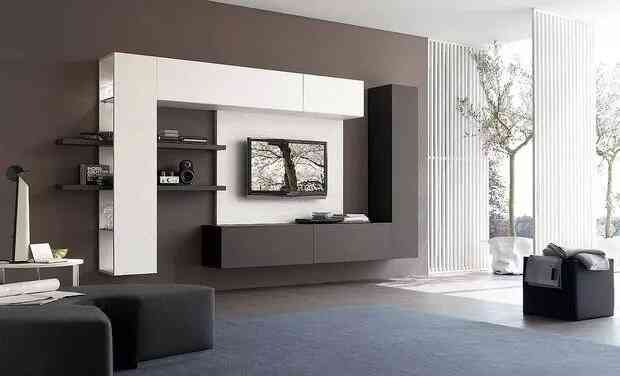 phòng khách phong khách tối giản hiện đại