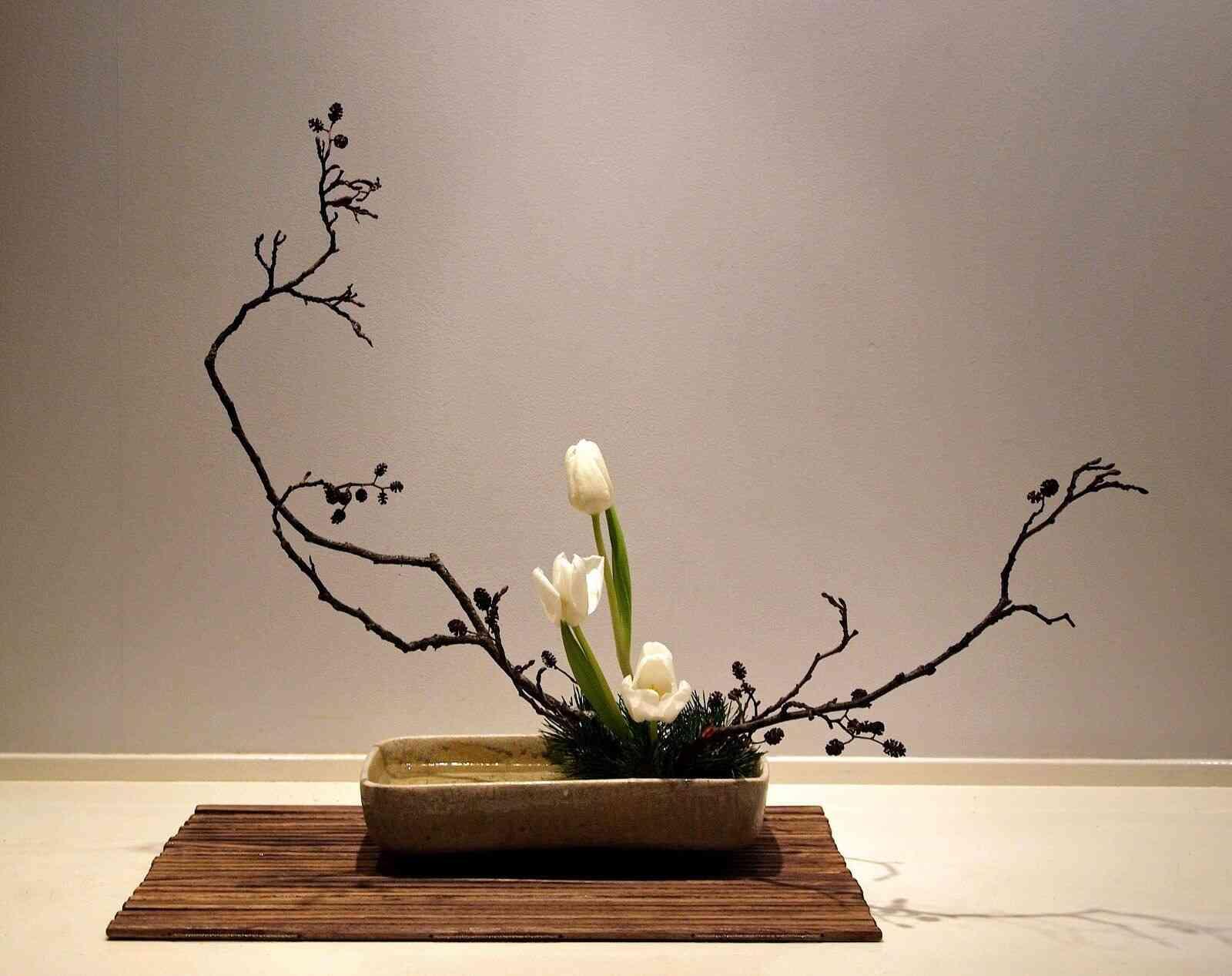ikebana  đẹp