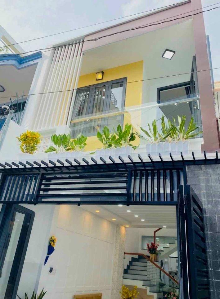sơn nhà màu vàng chanh