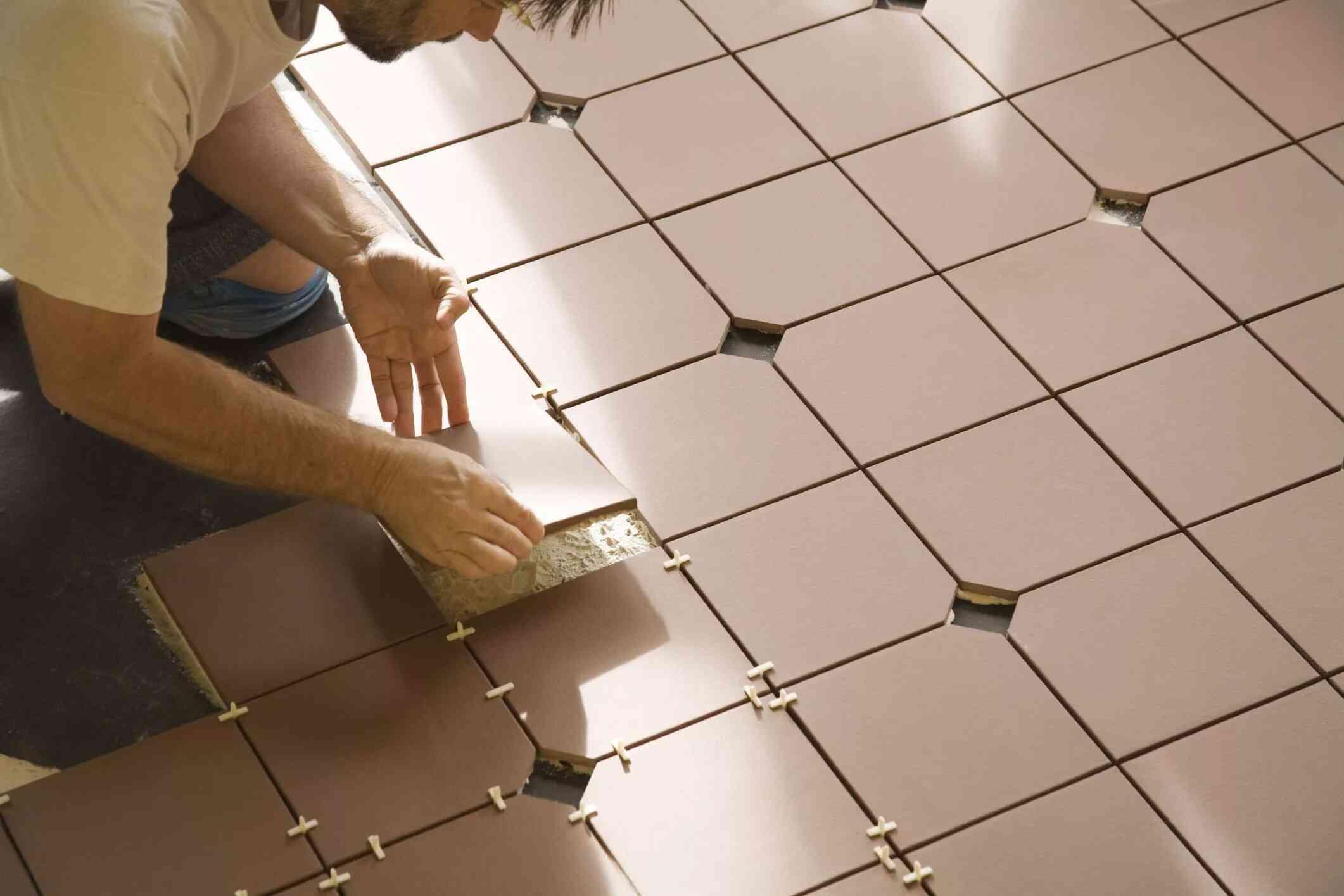 Lắp đặt sàn chống thấm
