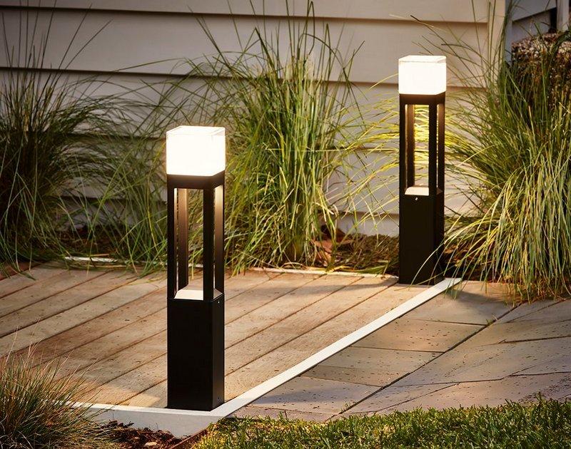 đèn cảnh quan sân vườn