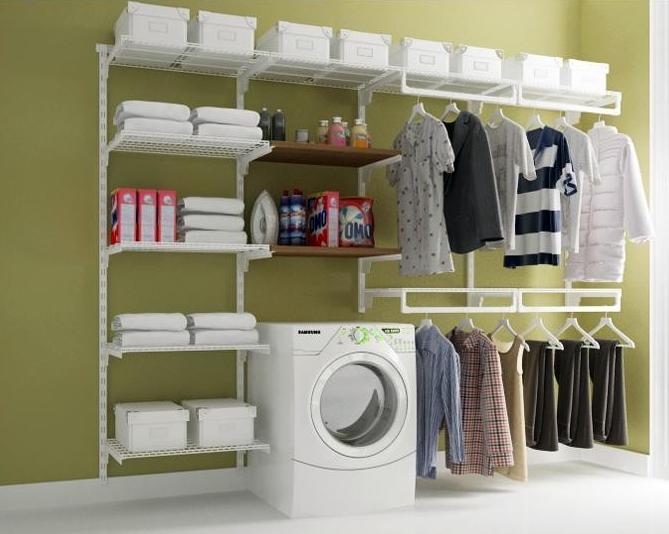 Làm tủ quần áo bằng sắt V lỗ