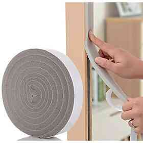 Dải xốp chặn cửa - Cách âm cách nhiệt và chống gió cho cửa ra vào