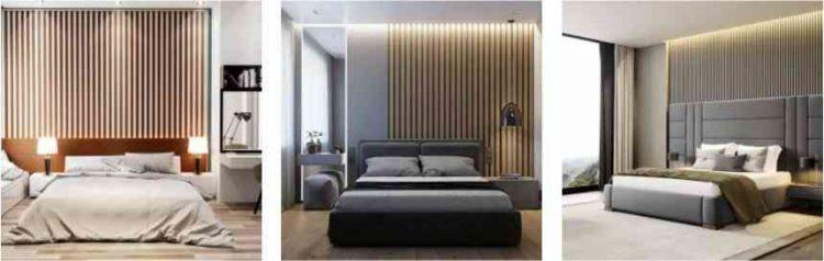 tường gỗ đẹp, sang trọng