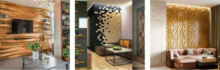 tường bằng gỗ đẹp cho mọi căn phòng