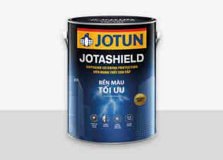 Sơn Jotun Jotashield bền màu tối ưu