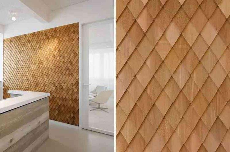 tường gỗ độc đáo, tường gỗ 3d