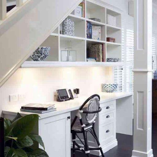 Văn phòng dưới gầm cầu thang