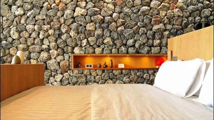 đá ốp tường trang trí tường ốp đá tự nhiên