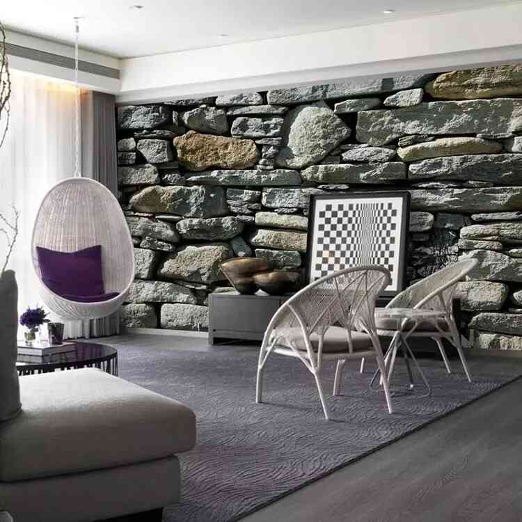 đá ốp tường ngoại thất