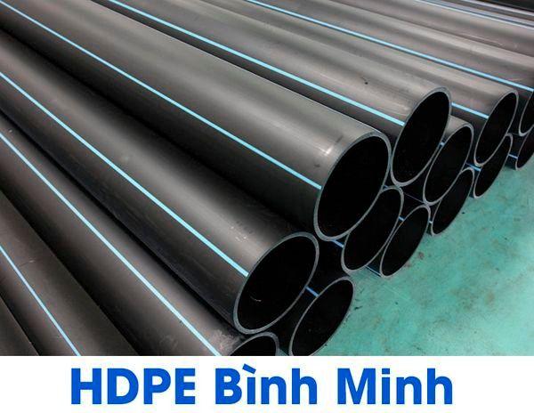 Ống HDPE Bình Minh