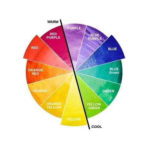 vòng tròn màu sắc
