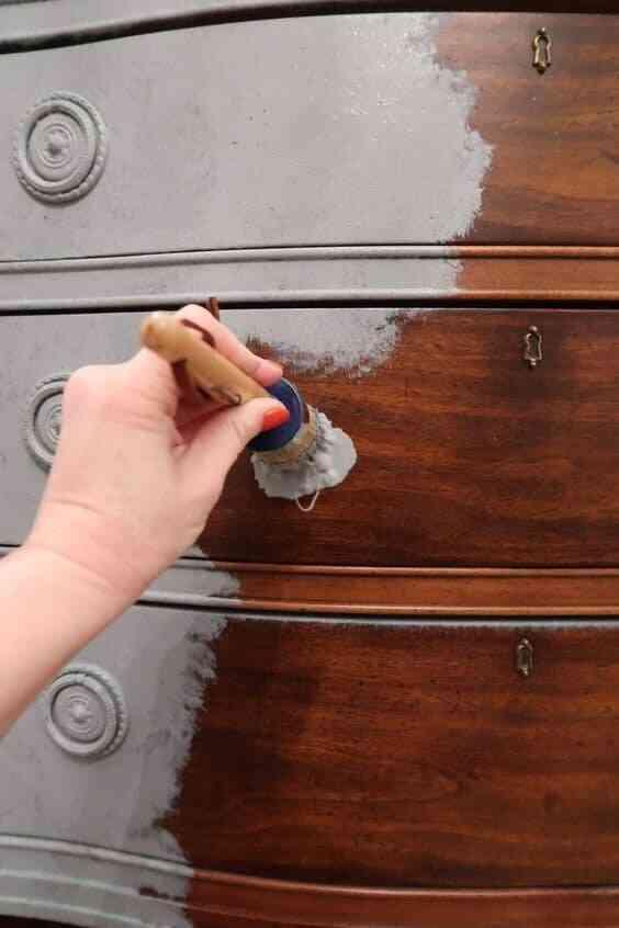 sơn phấn sơn đồ nội thất đẹp