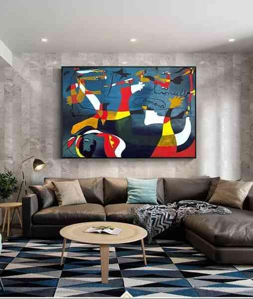 tranh treo tường canvas