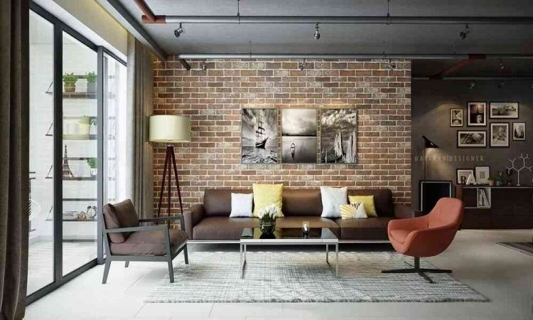 tranh treo tường gạch đẹp