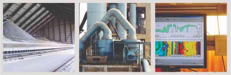 nhà máy sản xuất Xi măng Sông Gianh
