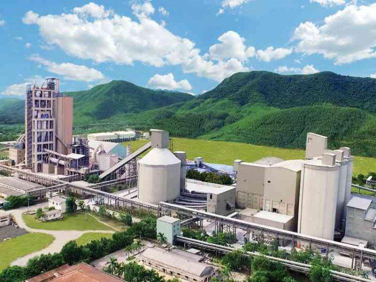nhà máy Xi măng Sông Gianh