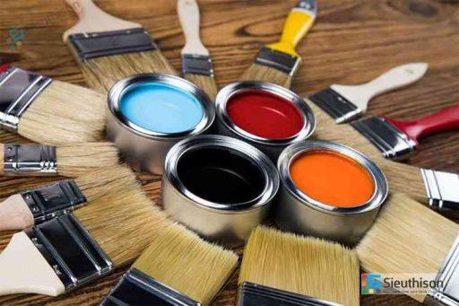 sơn dầu