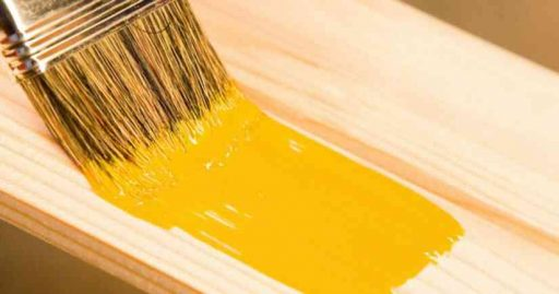 Sơn acrylic cho gỗ