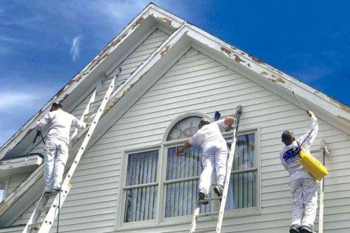 sơn chống nóng tường