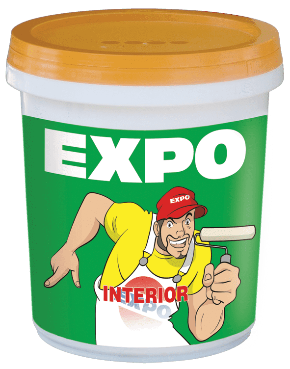 sơn nước expo