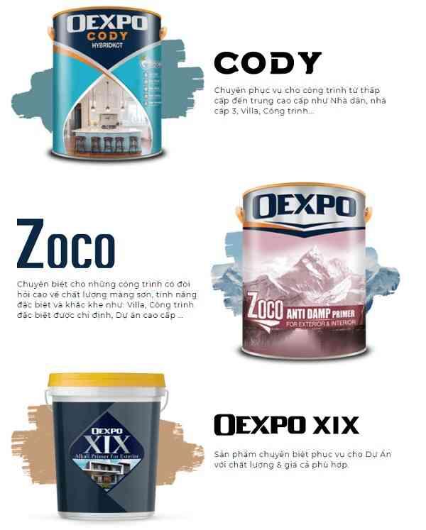 Công ty sơn OEXPO