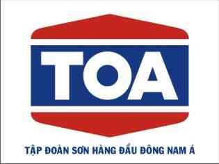 logo sơn TOA