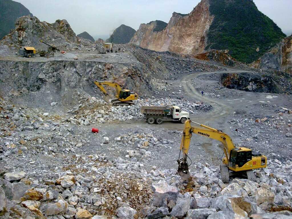 Báo giá đá xây dựng cập nhật mới nhất 7/2021