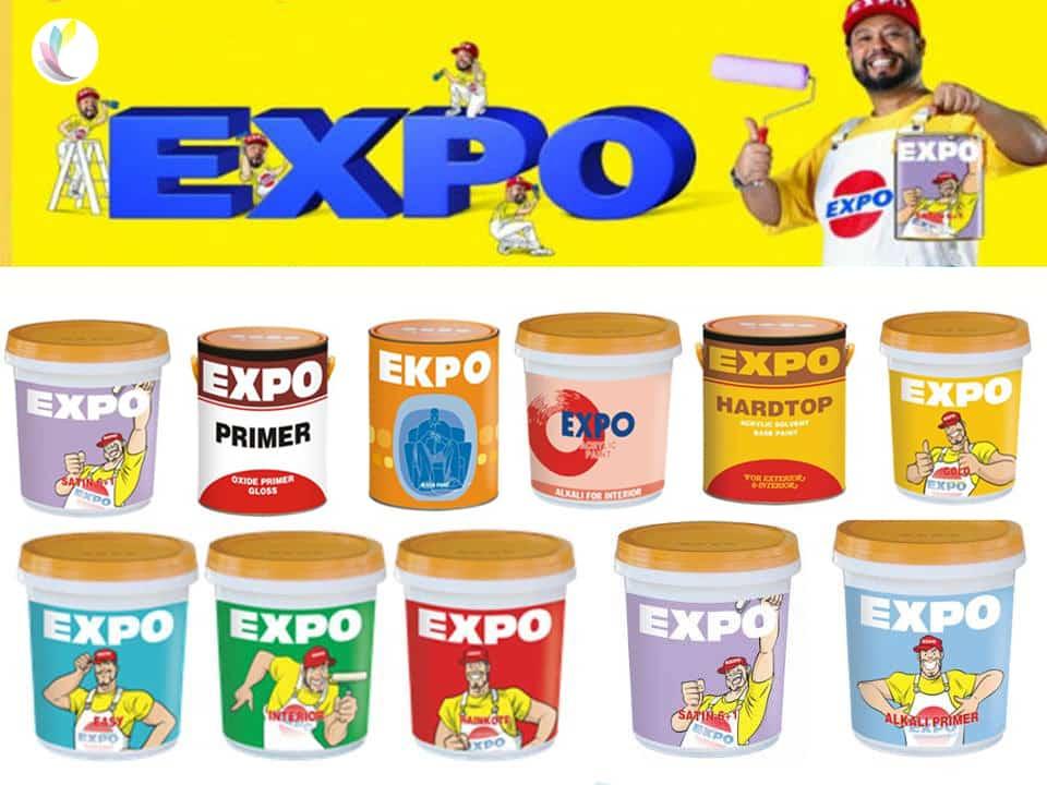 Sơn Expo của hãng nào?