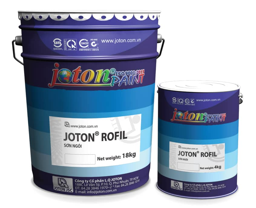 Giới thiệu về sơn Joton