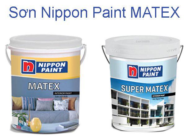Dòng sơn Nippon kinh tế