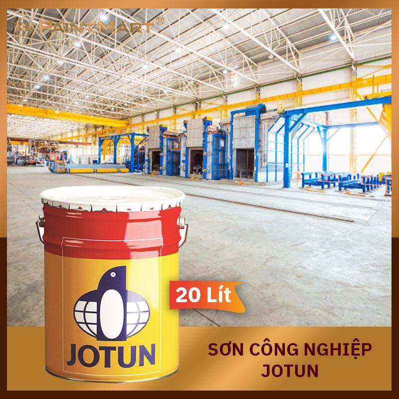 Sơn Jotun công nghiệp