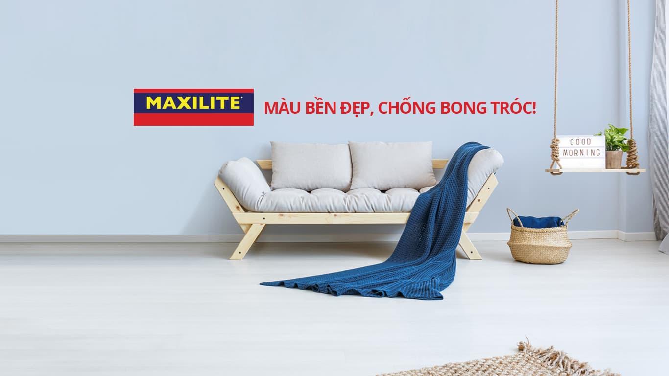 Cách đạt bề mặt sơn Maxilite tốt nhất