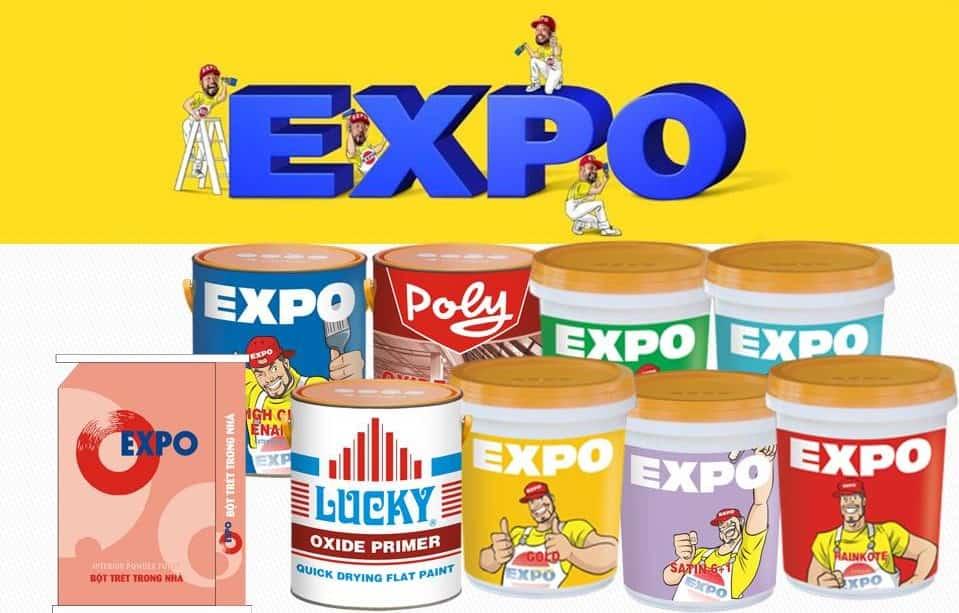 Sơn Expo gồm các sản phẩm nào?