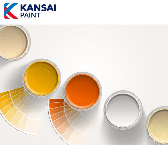 Đặc tính kỹ thuật sơn kansai