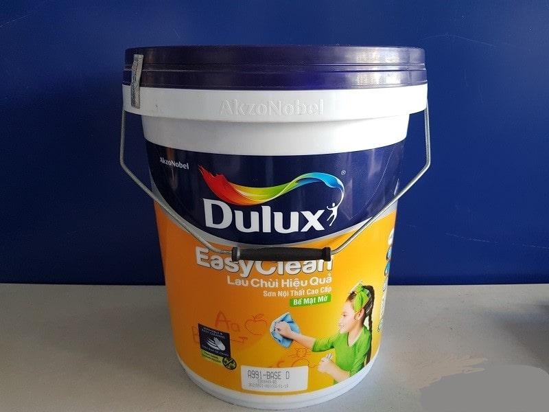 Vì sao nên chọn sơn Dulux?