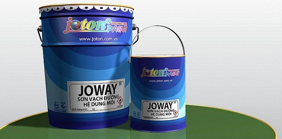 Ứng dụng của sơn Joton trong thực tế công trình