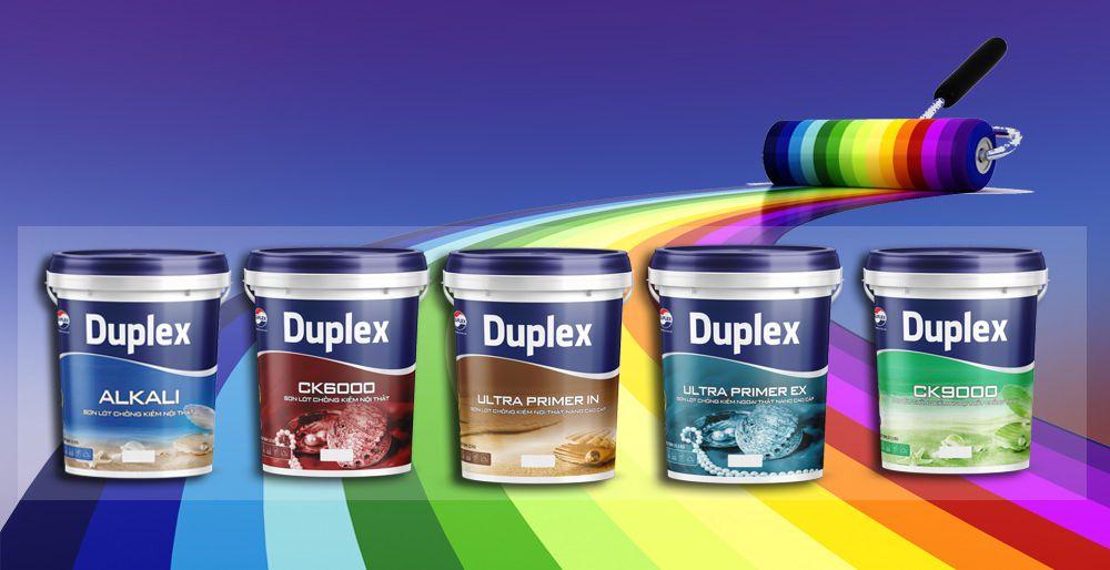 Dòng sơn Duplex chống kiềm