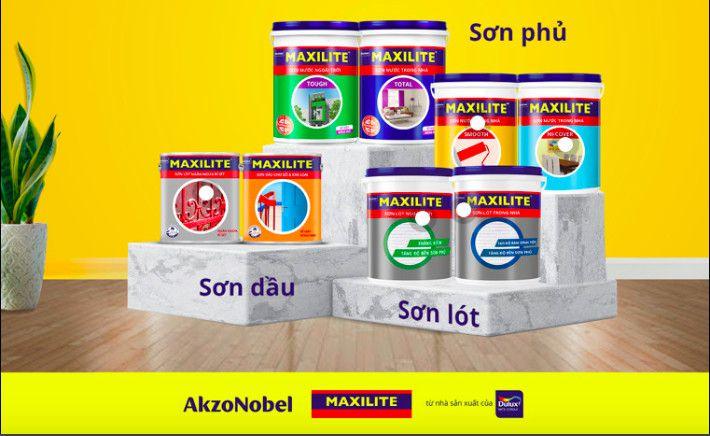 Nguồn gốc của dòng sơn Maxilite