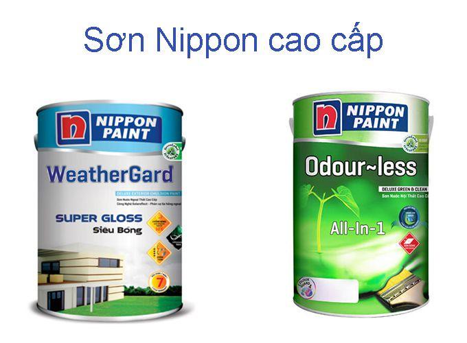 Dòng sơn Nippon cao cấp