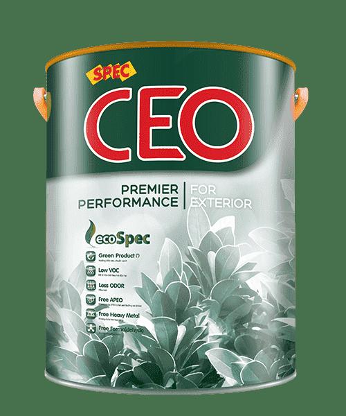Sơn nước ngoại thất Spec CEO Premier Performance