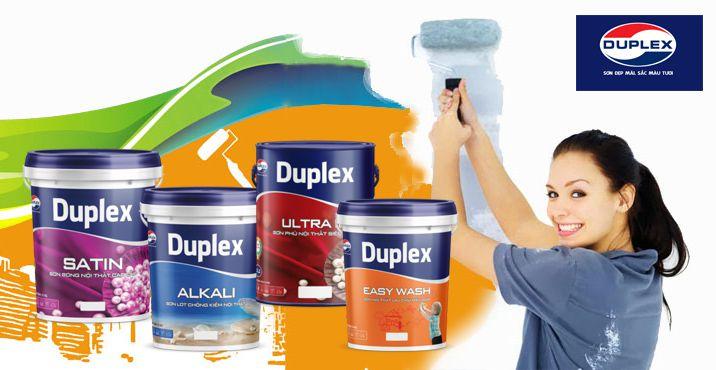 Dòng sơn Duplex nội thất