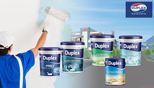 Đặc điểm của sơn Duplex